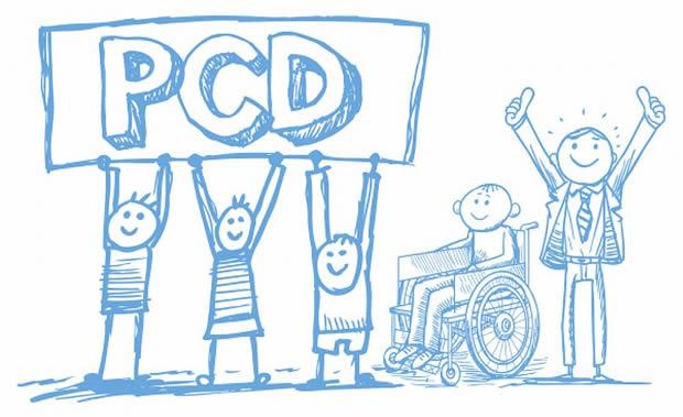Preenchimento de cotas e as PcD's